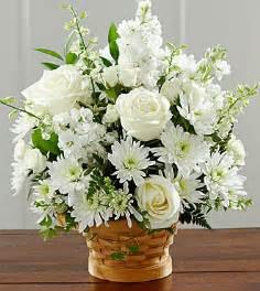 fruit basket arrangements the ftd heartfelt condolences arrangement