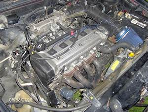 1993 Toyota Paseo Engine