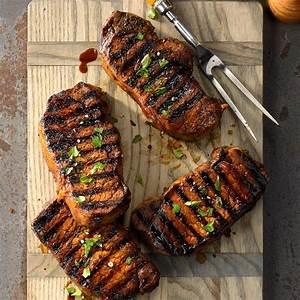 favorite grilled pork chops recipe taste of home