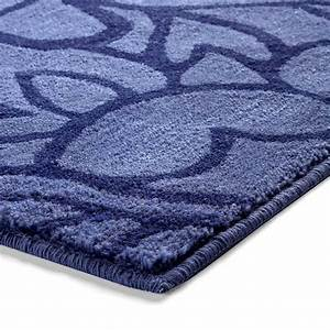 tapis de salle de bain haut de gamme bleu violet With tapis de salle de bain bleu