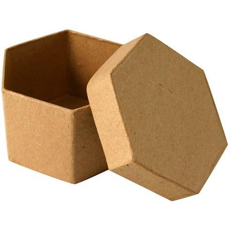 meilleur marque de cuisine boîte en hexagonale 8 cm boite en à décorer creavea