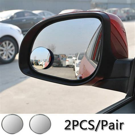 Rear View Mirror Blind Spot by 2 Wide Angle Rear View Mirror Blind Spot Any Car