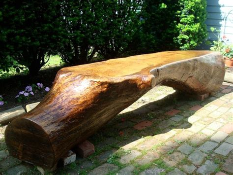 modern rustic furniture from wood and wine barrels