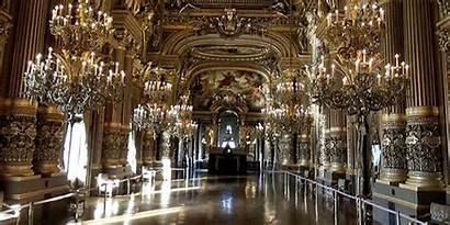 Paris Elegant Pale Architecture Court France Hercules