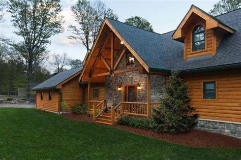 exteriors timberhaven log timber homes