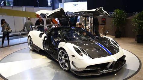 pagani huayra 2018 2018 pagani huayra bc release date interior price specs