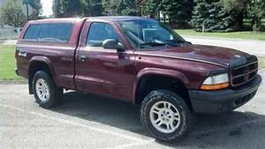 Find Used 2003 Dodge Dakota Sxt 4x4 3 9l V6 Magnum