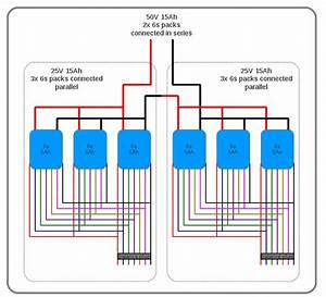 Can Lipo Balancing Wires Be Paralleled   Diagram Incl