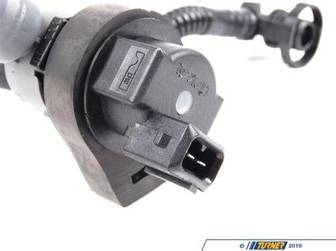 genuine bmw fuel tank ventilation valve pipe