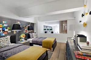 Chambre Enfant Moderne : chambre enfant moderne style urbain picslovin ~ Teatrodelosmanantiales.com Idées de Décoration