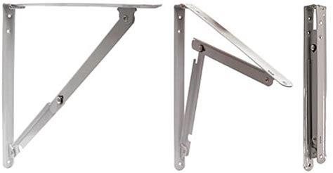 folding shelf bracket s hardware 179412 s 12in folding shelf
