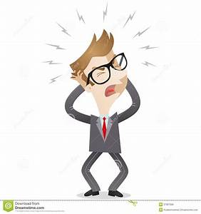 Frustrated Businessman Screaming Royalty Free Stock Images ...