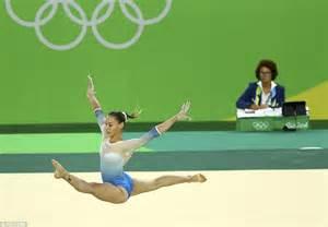 Spectacular photos show gymnasts' gravity-defying skills ...