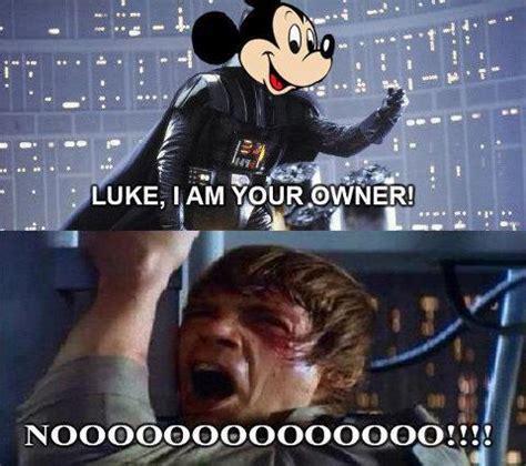 Disney Star Wars Meme - image 428768 star wars know your meme