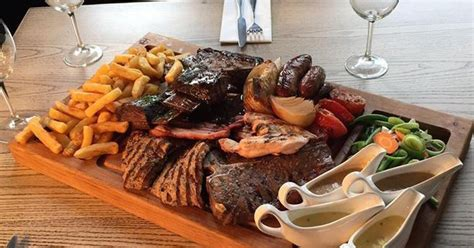 eat  massive wallet busting mixed grill