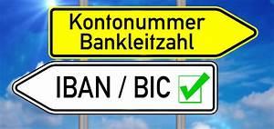 Bic Berechnen Durch Iban : was ist die iban und woraus besteht sie ~ Themetempest.com Abrechnung