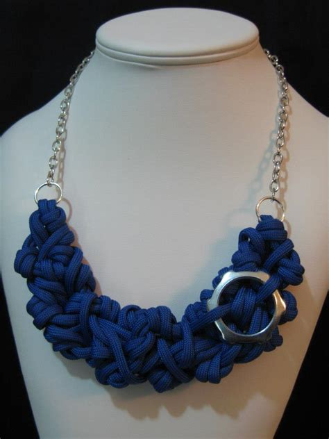 Paracord Jewelry Designs by Ransomed Jewelry - The Beading ...