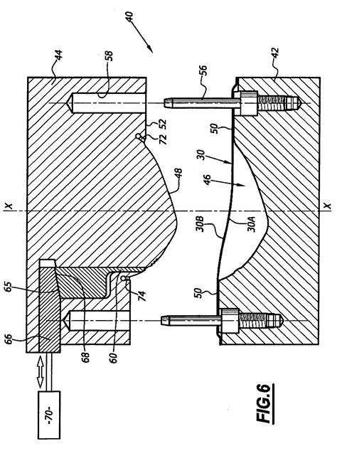 chambre d injection patent ep1798112a2 procédé de moulage par injection