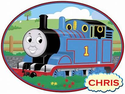 Thomas Train Clipart Birthday Trains Edible Sheet