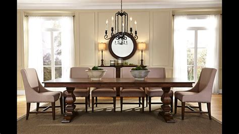 armand trestle table dining room set  liberty furniture