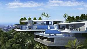 Amazing, Futuristic, Looking, Home, Design, Concept, From, Vantage, Design, Group