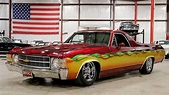 You'll Never See A 1971 Chevy El Camino Customized Like ...