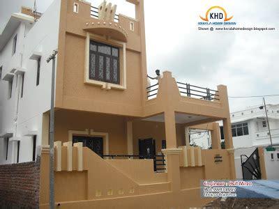 north indian home design elevation