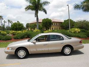 Find Used Beautiful Florida 1997 Lincoln Continental 1