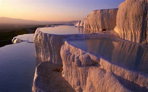 Travertine Pools Pamukkale Turkey Beautiful Things