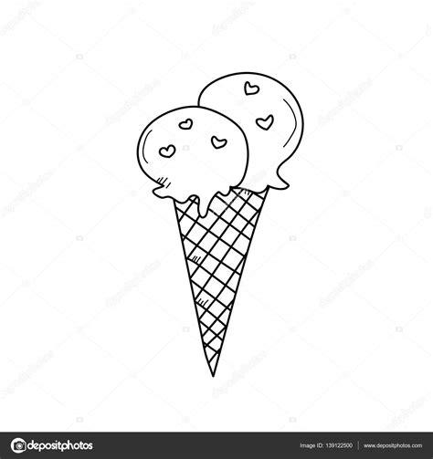 Külahta Dondurma çizimi Resimlere Göre Ara Red