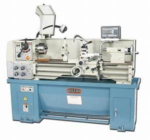 Baileigh PL-1340 Precision Metal Lathe