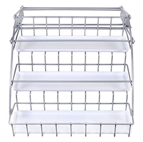 Rubbermaid Pull Cabinet Spice Rack by Rubbermaid Kitchen In Cabinet Pull Spice Rack Storage