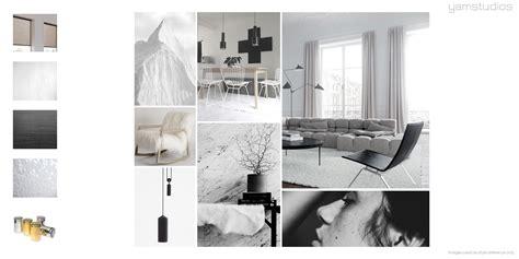 black grey and white bathroom ideas yam studios mood boards interior design