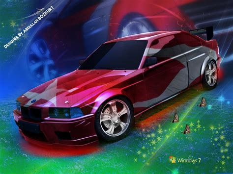 Windows 7 Car Flag By Crazyboys27 On Deviantart