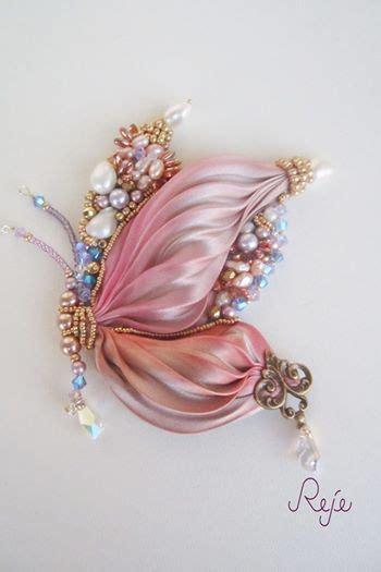 pin  camilla  embroidery pearls beads ribbon