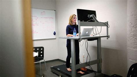 bureau tapis roulant découvrez le bureau du futur bureaux à partager le