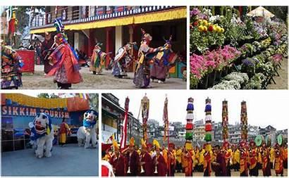 Sikkim Summer Cultural Festival Tour Tourism Carnival
