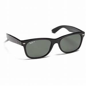 Ray Ban RB 2132 New Wayfarer 58 Sunglasses | evo