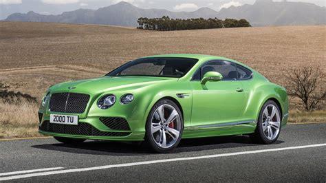 2018 Bentley Continental Gt4 Wallpapers Hd Wallpapers