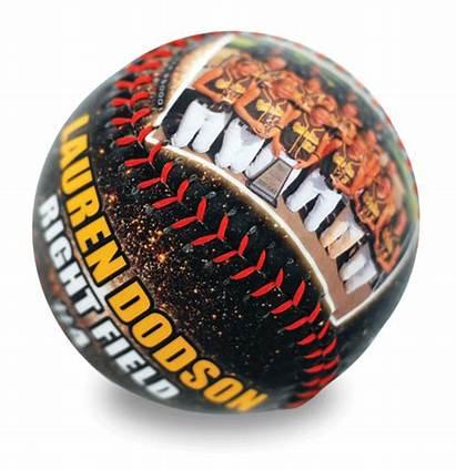 Softball Personalized Gifts Sports Ball Gift Senior