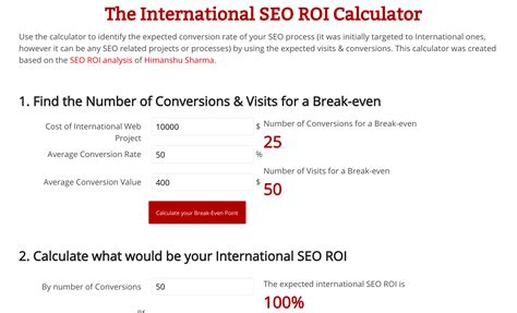international seo roi calculator  ataleyda