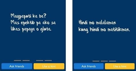 Tagalog Logic Questions And Answers Resume by Ulol Tagalog Logic And Trivia Answers For Level 181 To 210 Howtoquick Net