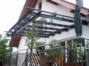 Terrassenüberdachung Glas Stahl : stahlbau a maier gmbh stahl und metallbau ~ Articles-book.com Haus und Dekorationen