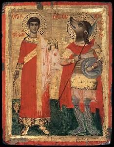 Saint Christophe Patron : st stephen and st christopher c 1700 google image result for more ~ Medecine-chirurgie-esthetiques.com Avis de Voitures