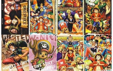 pcs lot  designs anime  posters  piece
