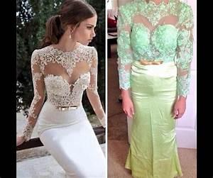 oups acheter sa robe de mariee sur internet peut etre With les pires robes de mariée