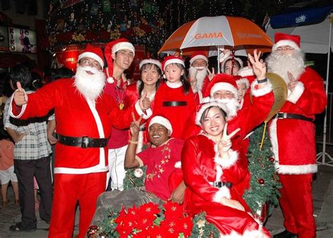 favourable weather to accentuate christmas celebrations in