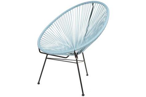 fauteuil chaise longue fauteuil la chaise longue bleu ardoise acapulco fauteuil