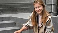 Elisabeth von Belgien - Die Kronprinzessin sagt Tschüss ...