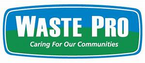 Waste Pro Logo From Waste Pro Of Orlando In Sanford FL 32771